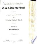 Englisch-Deutsches und Deutsch-Englisches Hand-Wörterbuch bearbeitet unter Zugrundelegung des grössern Werkes von Joseph Leonhard Hilpert
