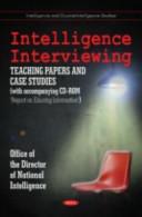 Intelligence Interviewing