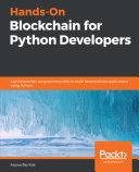 Hands On Blockchain for Python Developers