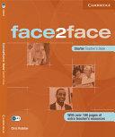 Face2face Starter Teacher's Book
