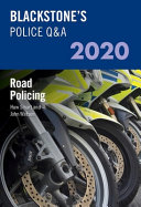Blackstone s Police Q As 2020 Volume 3  Road Policing