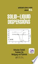 Solid   Liquid Dispersions