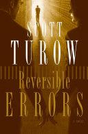 Reversible Errors Pdf/ePub eBook