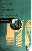 Tijdschrift voor economie en management