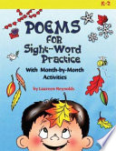 Poems for Sight-word Practice