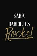 Sara Bareilles Rocks