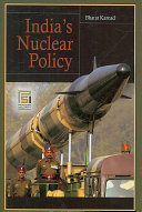 India s Nuclear Policy Book