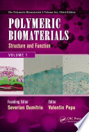 Polymeric Biomaterials Book