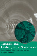 Tunnels and Underground Structures: Proceedings Tunnels & Underground Structures, Singapore 2000