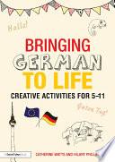Bringing German To Life Book PDF