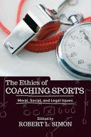 Ethics Of Coaching Sports