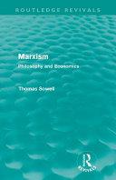 Marxism (Routledge Revivals)