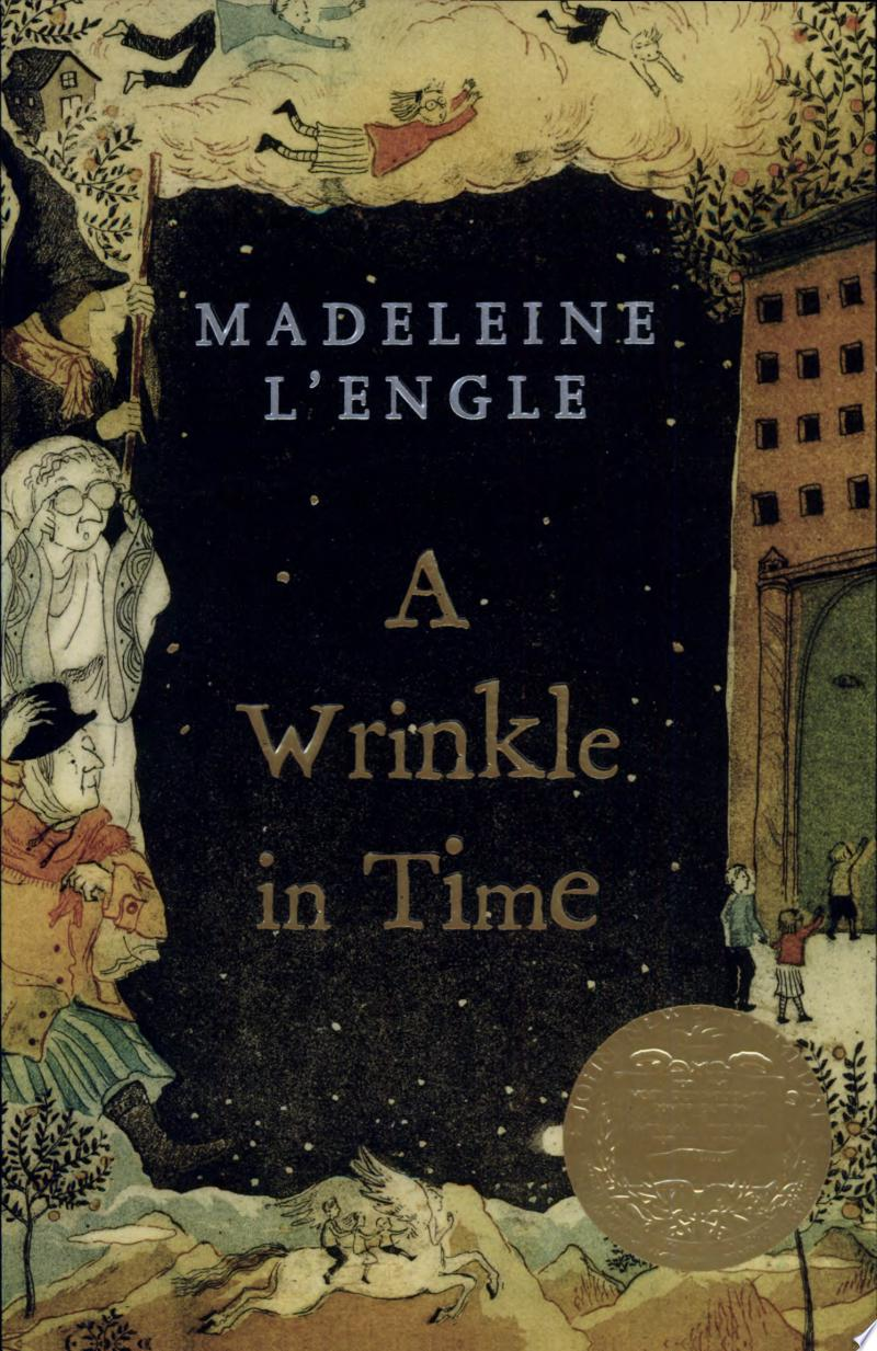 A Wrinkle in Time banner backdrop
