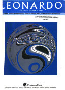 Leonardo Journal Of International Society For The Arts Sciences And Technology Book PDF