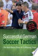 Successful German Soccer Tactics Book