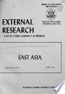 External Research