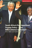 South Africa s Post Apartheid Foreign Policy