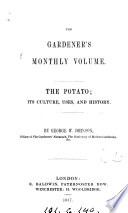 The Gardener S Monthly Volume By G W Johnson And Others