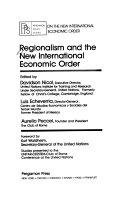 Regionalism and the New International Economic Order