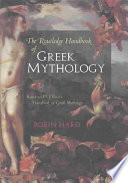 The Routledge Handbook Of Greek Mythology Book