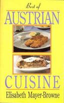 Best of Austrian Cuisine