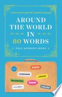 Around the World in 80 Words Book