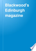 Blackwood s Edinburgh Magazine Book