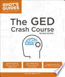 The GED Crash Course  2E Book PDF