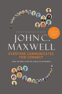 Everyone Communicates, Few Connect Pdf/ePub eBook