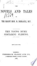 The young duke. Contarini Fleming