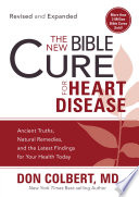 The New Bible Cure for Heart Disease Book