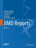 JIMD Reports   Case and Research Reports  Volume 13