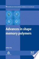 Advances In Shape Memory Polymers Book PDF