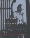 American Corrections (Non-Infotrac Version)