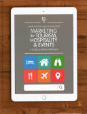 Cover of Marketing for Tourism, Hospitality and Events