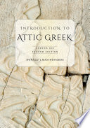 Introduction to Attic Greek  : Answer Key