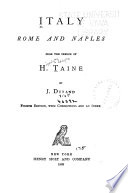 Rome and Naples