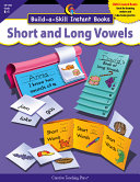 Build a Skill Instant Books  Short and Long Vowels  eBook