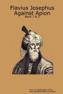Flavius Josephus Against Apion ebook