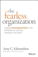 The Fearless Organization Pdf/ePub eBook