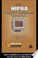 The HIPAA Program Reference Handbook