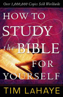 How to Study the Bible for Yourself Pdf/ePub eBook
