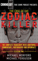 The Case of the Zodiac Killer