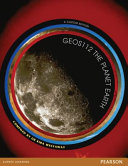 Cover of The Planet Earth GEOS112 (Custom Edition)