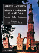 Islamic Architecture in South Asia
