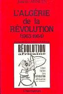 Pdf L'Algérie de la Révolution Telecharger