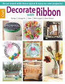 Decorate with Ribbon