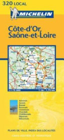 Carte Routiere Cantal