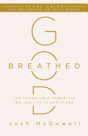 God Breathed Study Guide Book