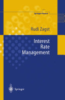 Interest-Rate Management